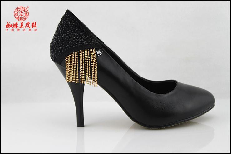 2013春款新品 女土高跟鞋