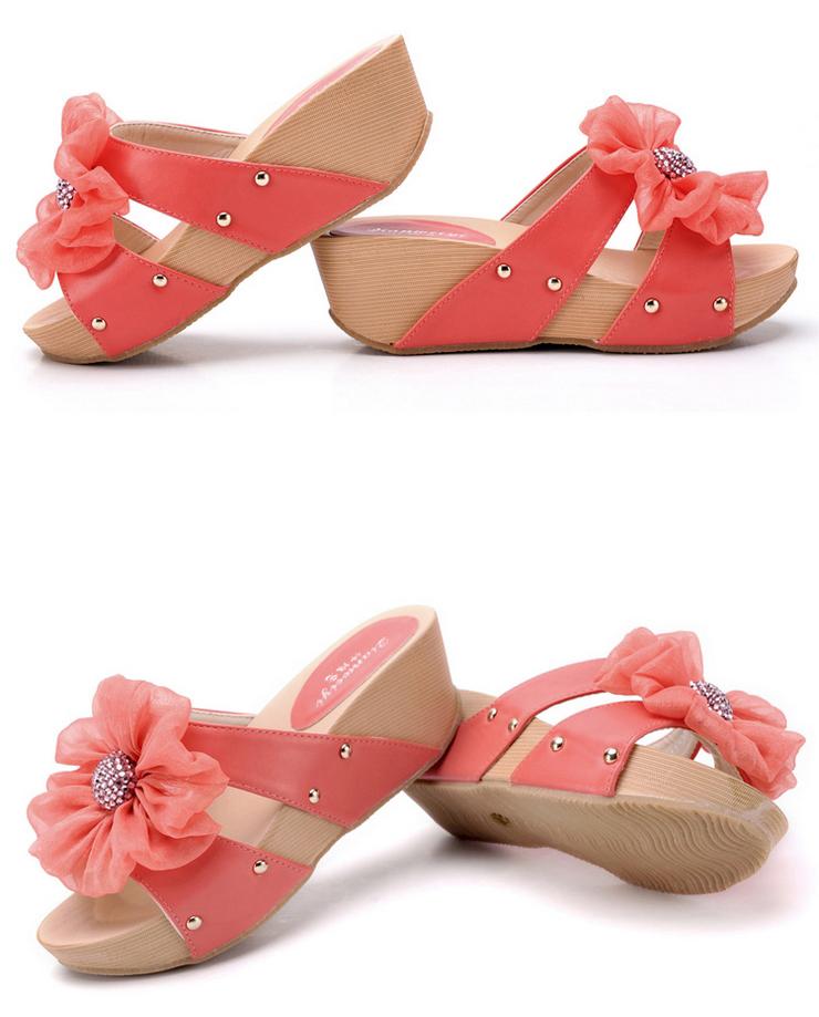 欧洲站时尚风女鞋