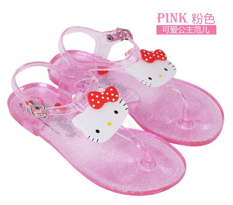 女童凉鞋/卡通童鞋