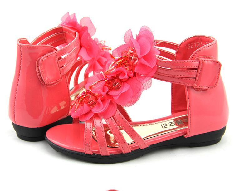笑蕾童鞋女童凉鞋2013夏季新款女