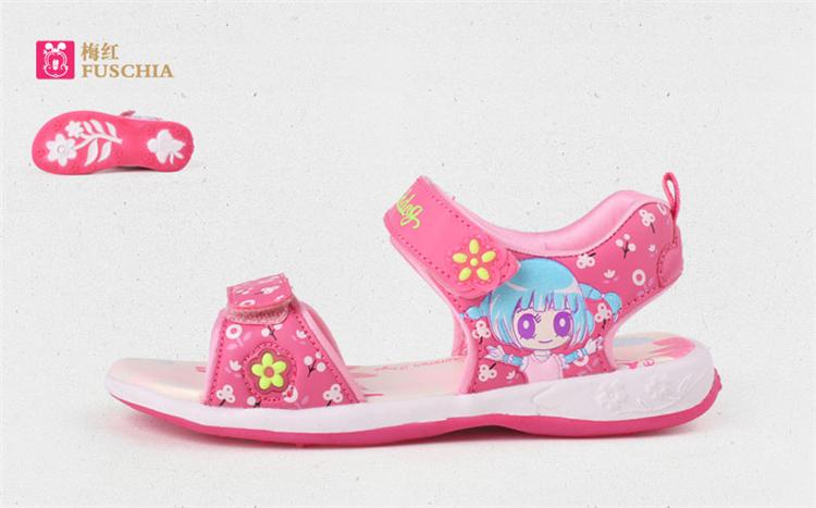 女童儿童女大童凉鞋