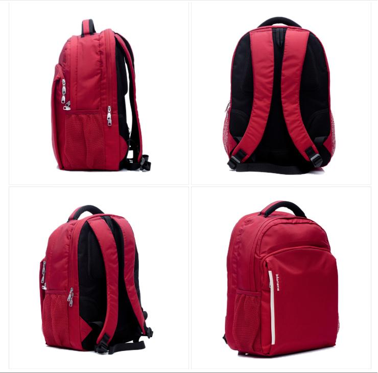 摩斯卡monsca双肩背电脑包经典休闲旅行背包14寸电脑