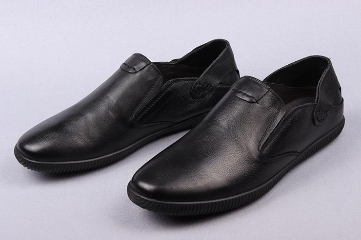 帝国烟斗empipe欧版头层牛皮时尚休闲男鞋套脚鞋男式