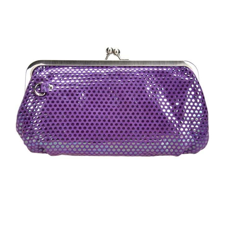 barbara新款时尚女士手抓包w11-d紫