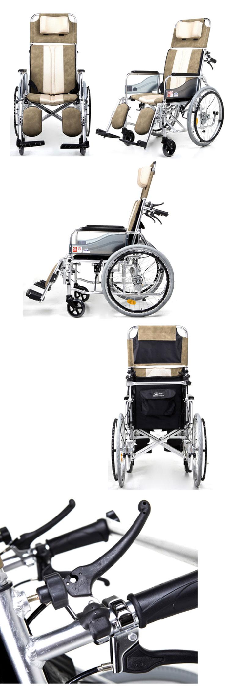 西安轮椅鱼跃H008产品展示