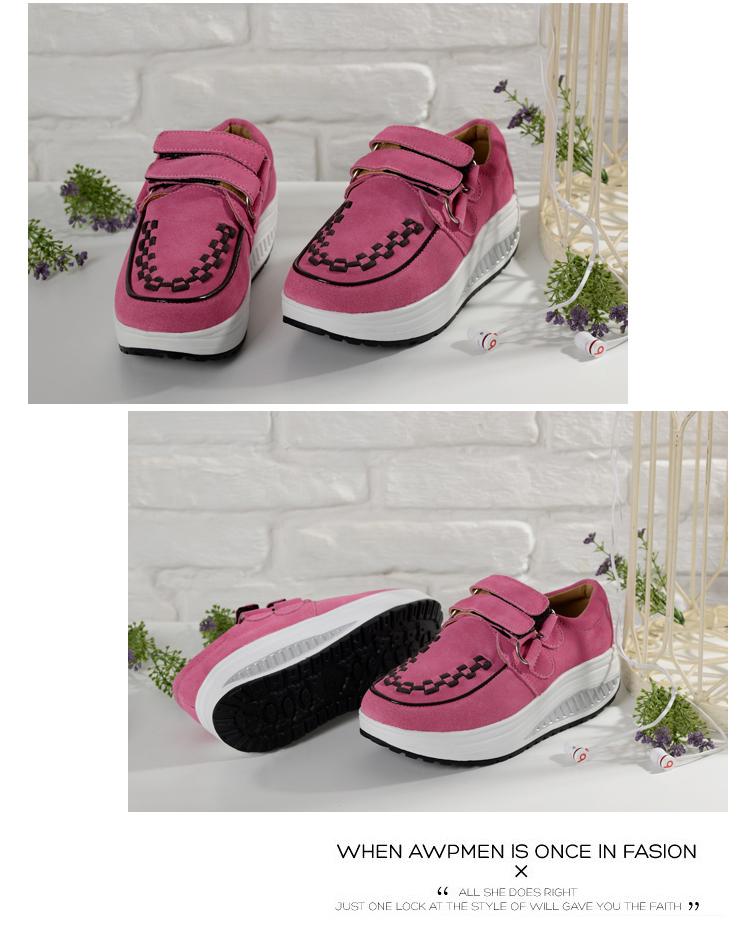 2013新款摇摇鞋女运动鞋