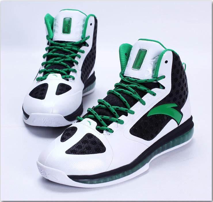 安踏anta篮球鞋 2013秋季新款kg加内特明星战靴减震