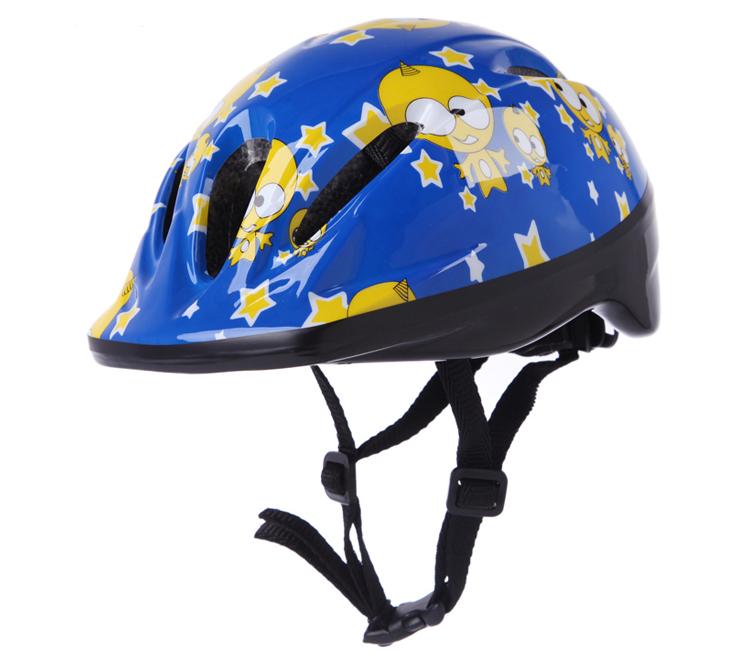 兒童自行車配件兒童輪滑護具頭盔 自行車頭盔 紅色 ...
