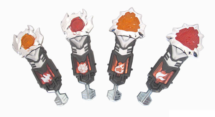 奥迪双钻铠甲勇士拿瓦玩具召唤器腰带钥匙