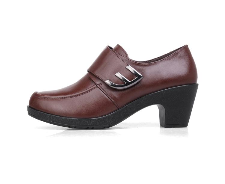 强人3515正品女皮鞋