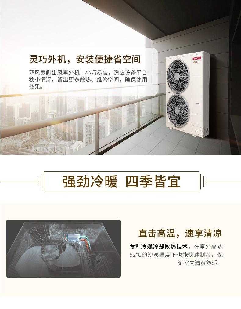 [定金100元]日立中央空调VAM mini系列插图3