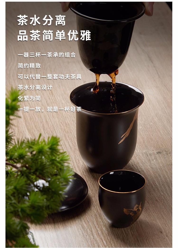 清朴堂大师茶叙套装_雅诗集大师茶