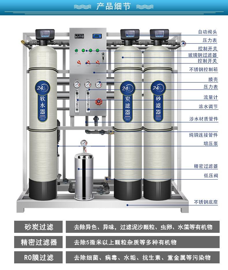 商用水处理设备 2吨(图6)