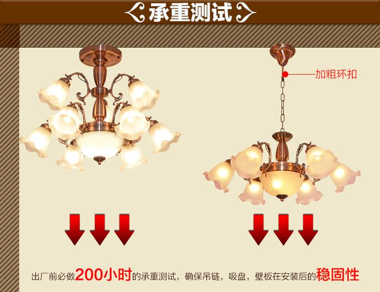 Đèn trùm  62 HF-6601 1504085475 - ảnh 7