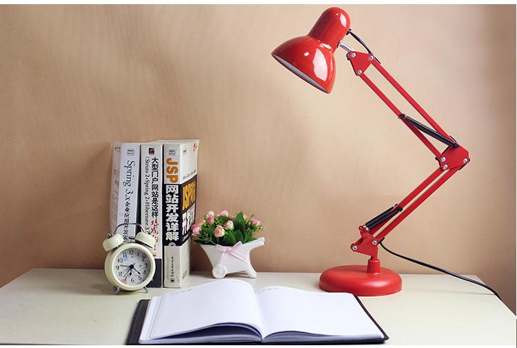 好视野led台灯 护眼学生学习儿童工作台灯折叠床头灯