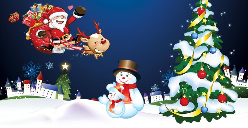 沃若 圣诞树场景摆设雪橇麋鹿圣诞节装饰品 圣诞小鹿图片