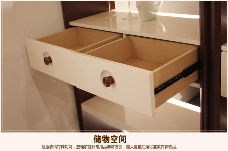 奥凡尼家具 创意玄关柜 客厅隔断柜 现代简约酒柜 门厅柜