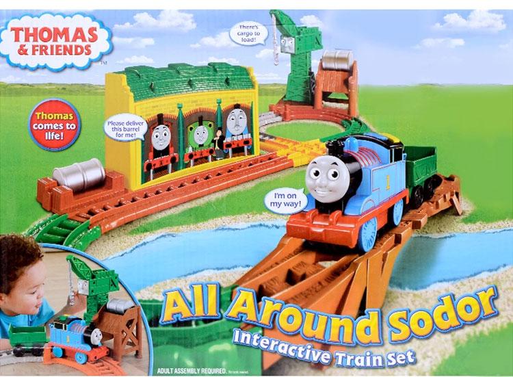 电动小火车玩具