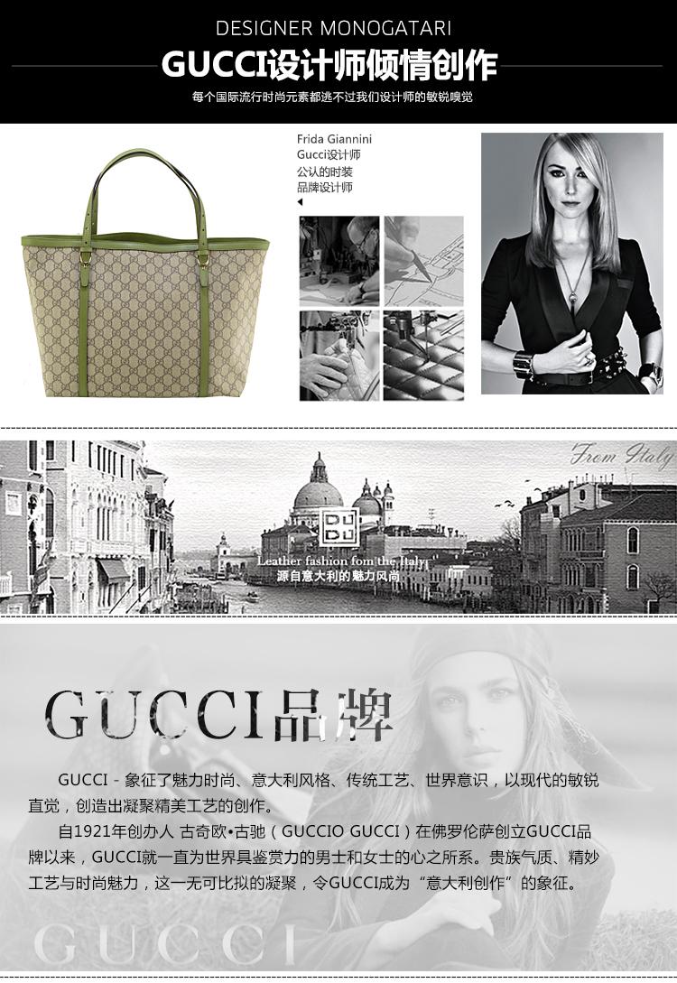 Túi xách nữ GUCCI PVC G 309613 AV12G 3405 - ảnh 1