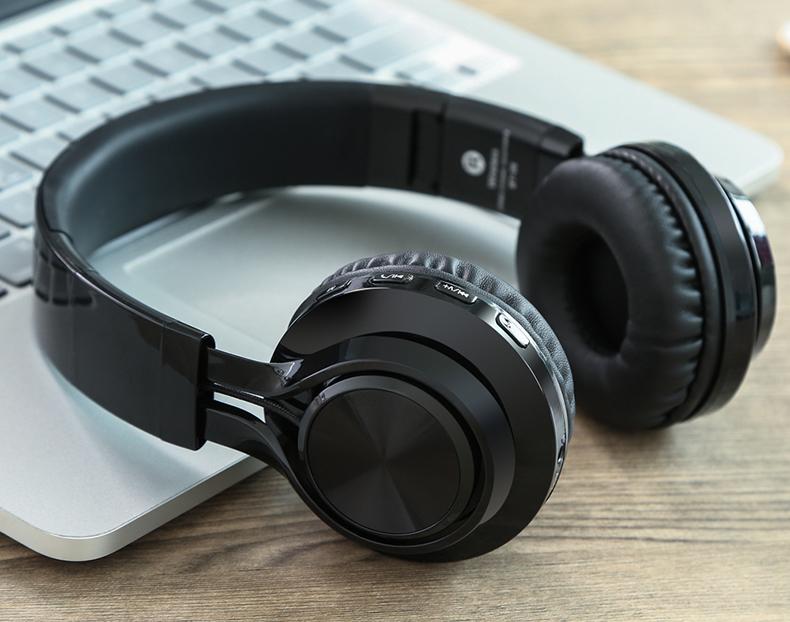 sound intone bt06无线蓝牙耳机头戴式 苹果三星小米华为男女款通用