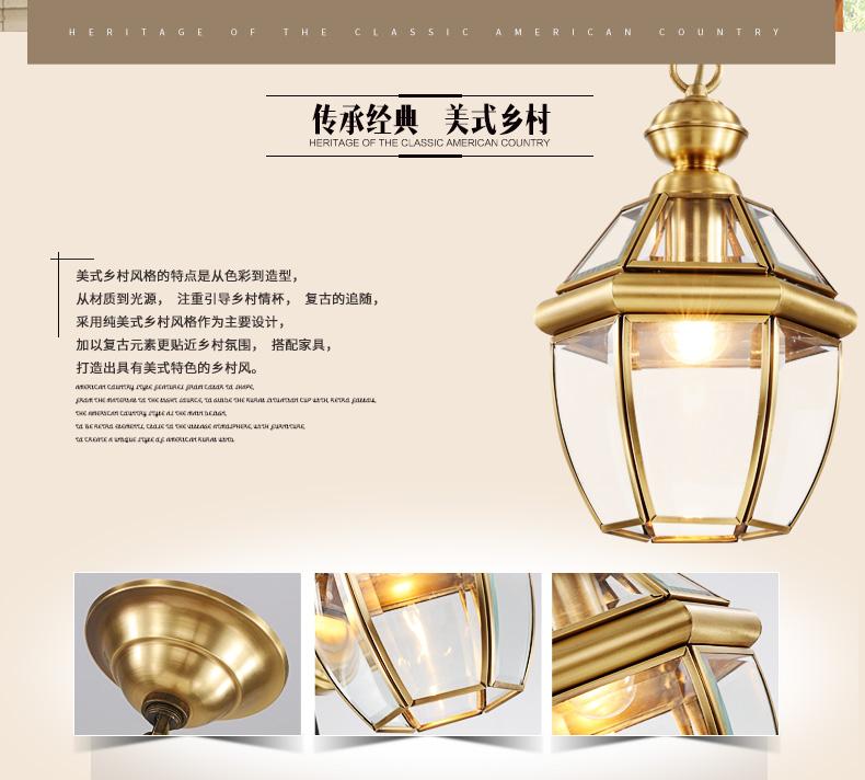 Đèn trùm   H1-01 10492195228 - ảnh 2