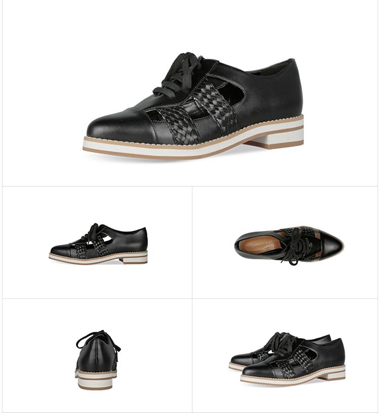 Giày nữ Charles & Keith CHARLESKEITHCK1 70580087 41 CK1-70580087 - ảnh 5