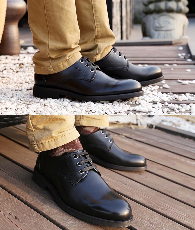 Giày nam trang trọng đi làm Pierre Cardin 39 P5MVU0010 - ảnh 12