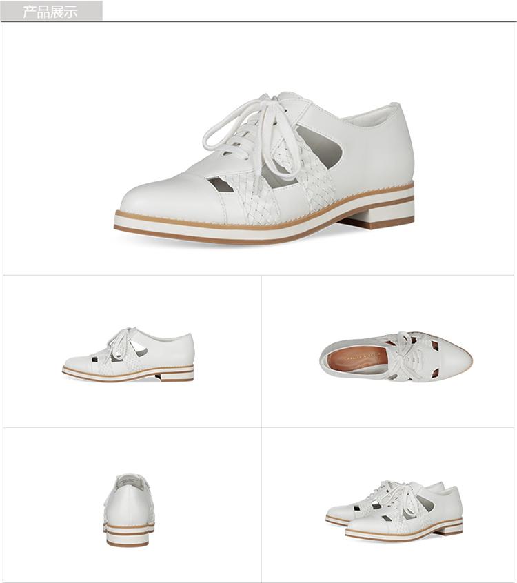 Giày nữ Charles & Keith CHARLESKEITHCK1 70580087 41 CK1-70580087 - ảnh 4