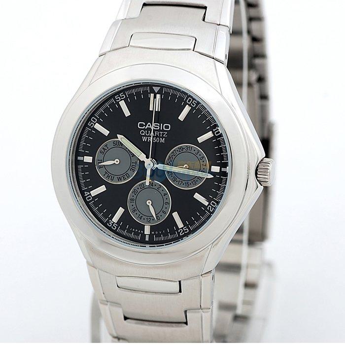 卡西欧casio男士手表石英手表mtp-1247d-1a在京东