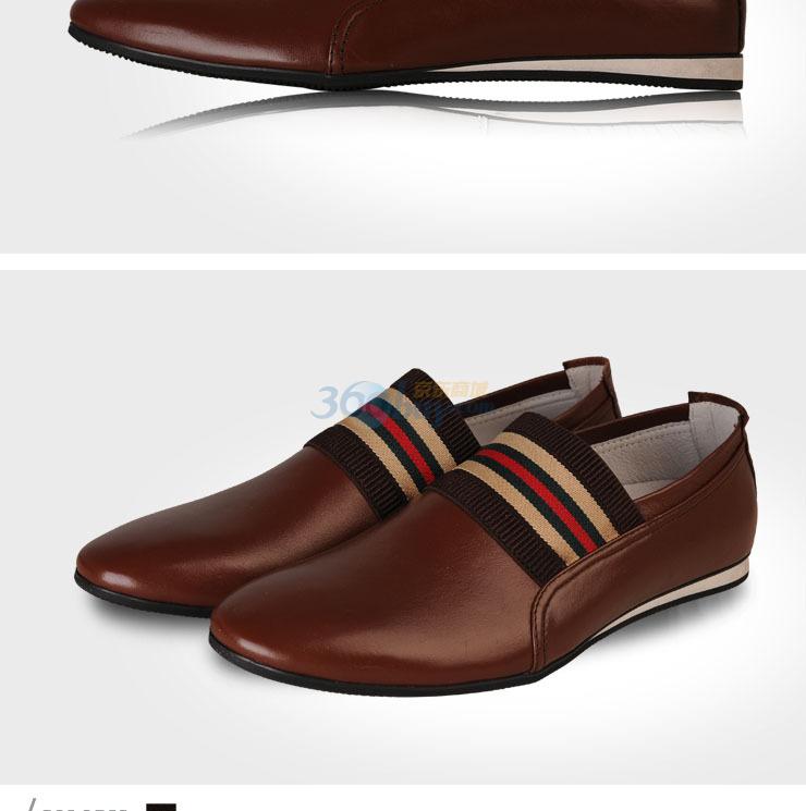 休闲鞋 韩式懒人鞋