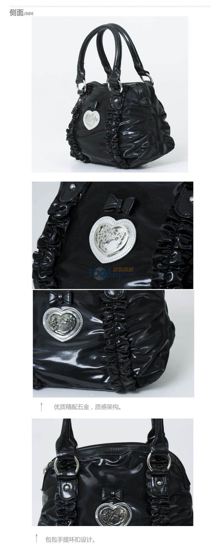 pucca中国娃娃少女时代手提包b07e04570