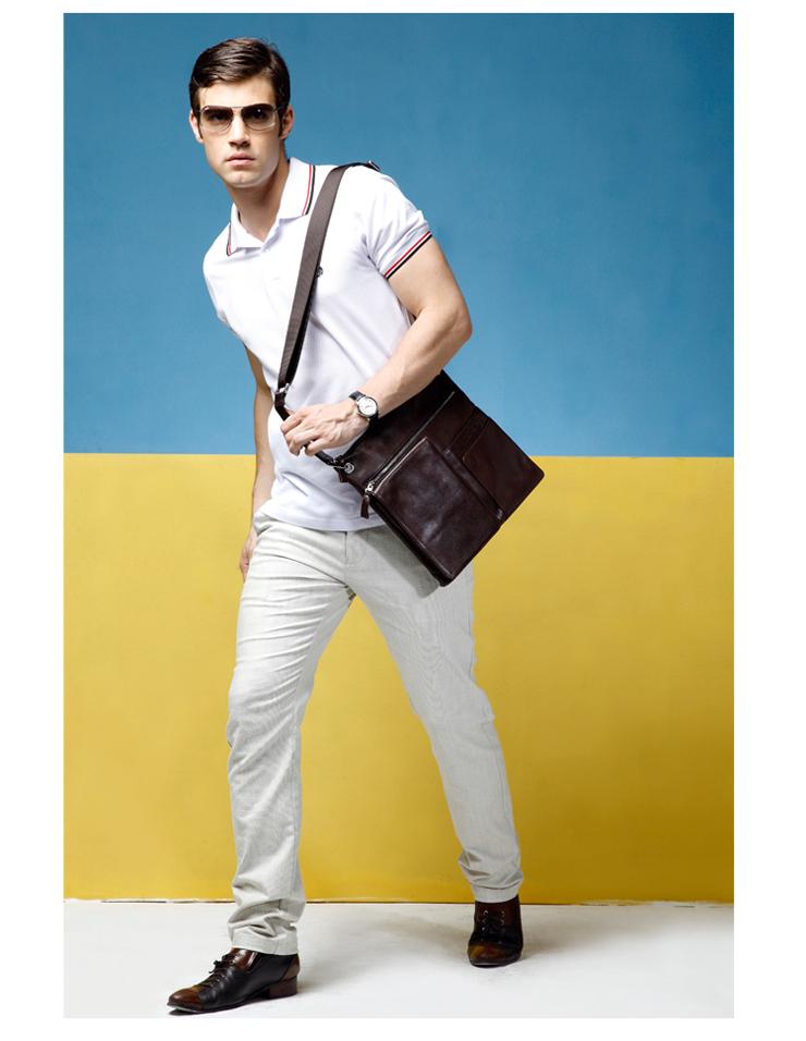 2011新款男士包包休闲