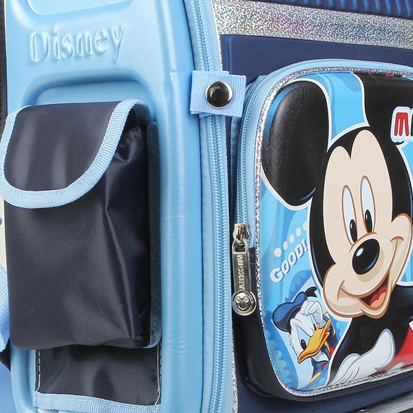 迪士尼(disney)米奇学生拉杆书包sm80242藏青