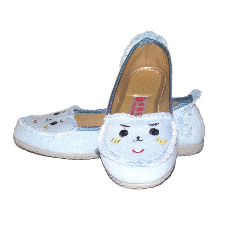 布鞋步福祥 时尚老北京布鞋