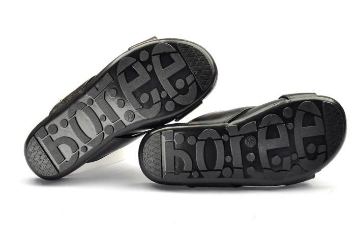 男凉鞋 3112655 黑色 39