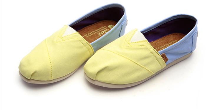 布鞋jm 2012新女款 时尚休闲