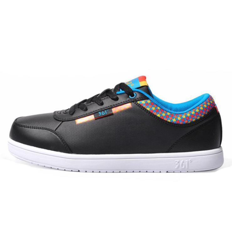 361度男鞋板鞋-7246610-019