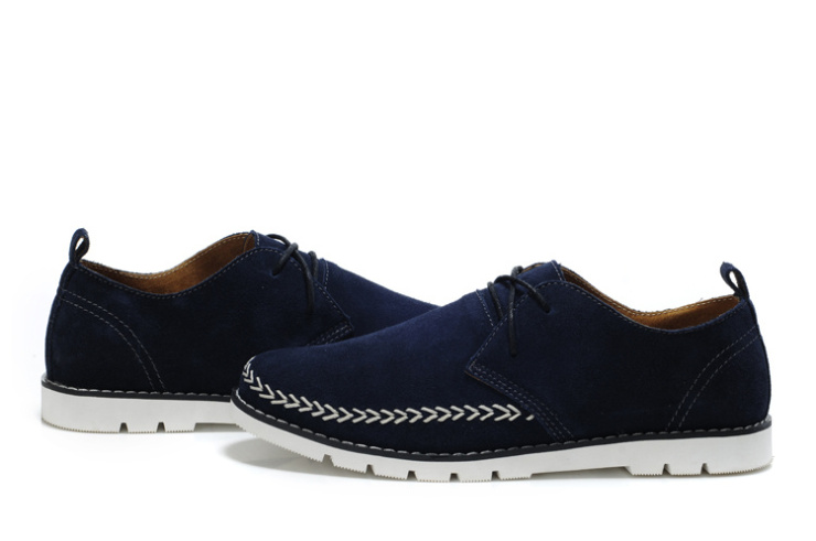 男鞋英伦休闲鞋