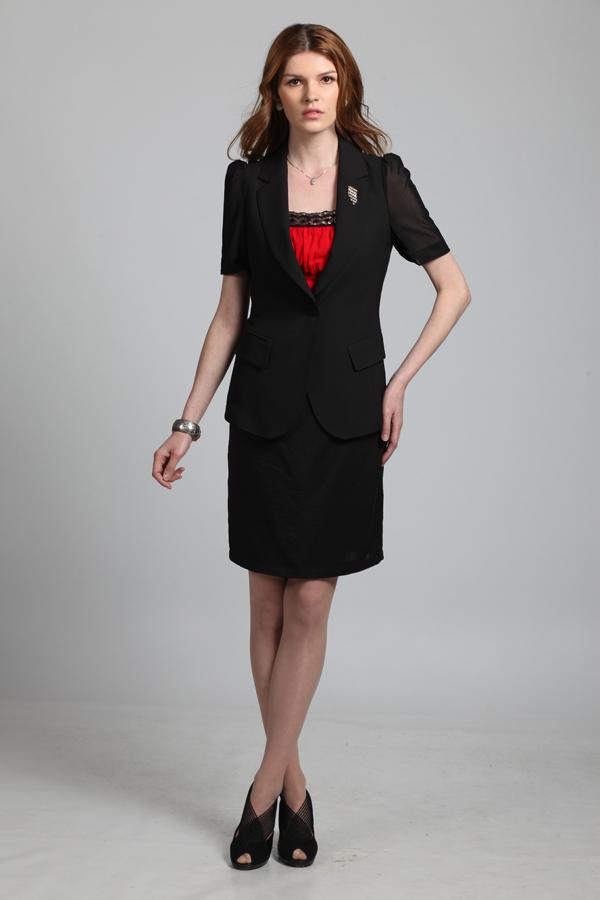 女名人瑞裳2013夏装新款女装小西装短款欧美