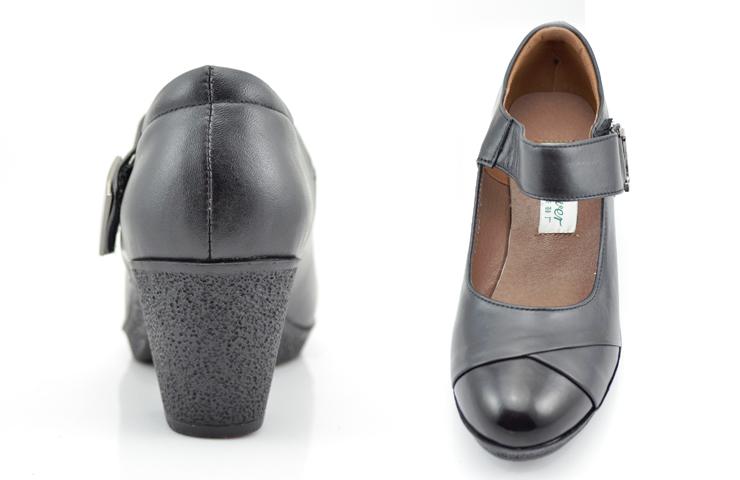 上海皮鞋厂女鞋 专柜正品
