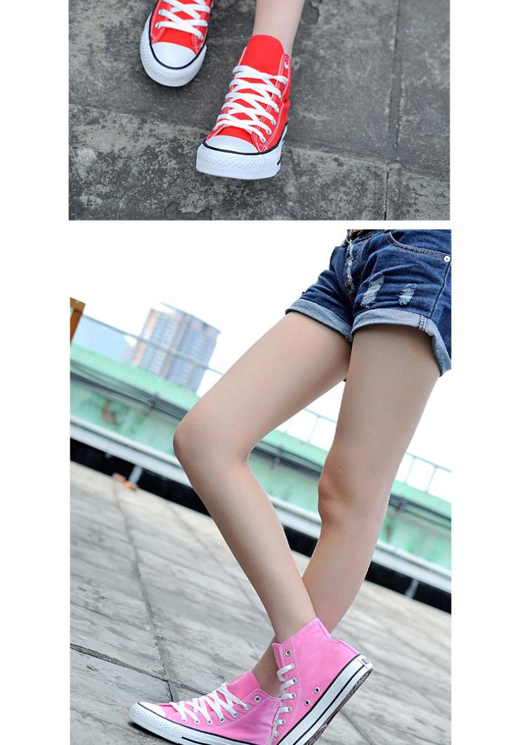 2013帆布鞋 系带布鞋