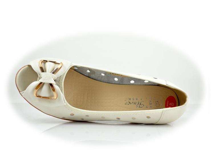 上海皮鞋厂专柜正品花牌头层牛皮女鞋