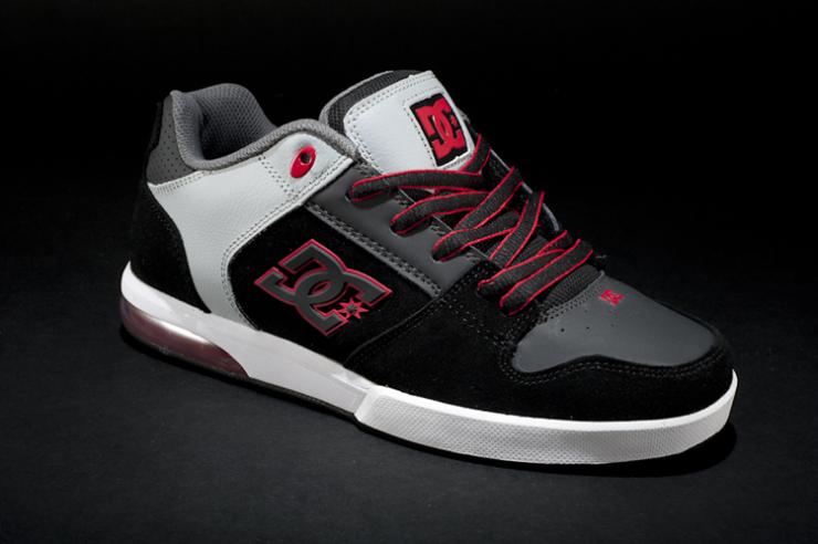 【5折封顶】dcshoes男鞋滑板鞋运动鞋篮球鞋安全气垫