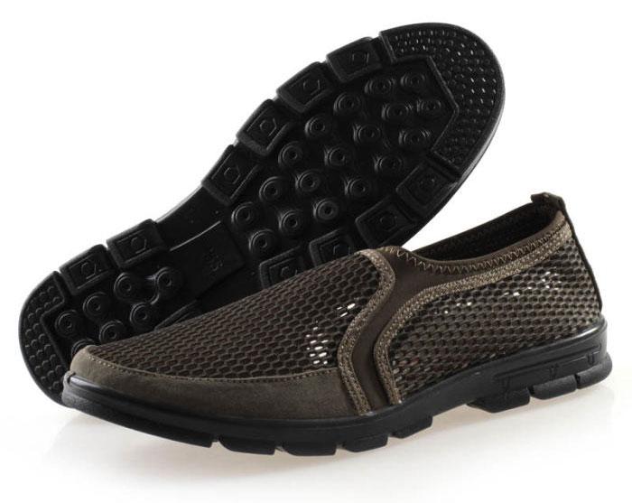 2013夏季新款男士休闲布鞋镂空透气网布鞋子包头套脚