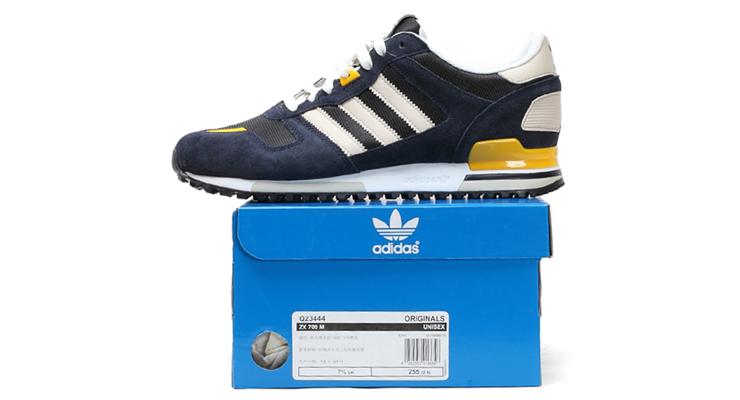 adidas复古跑鞋