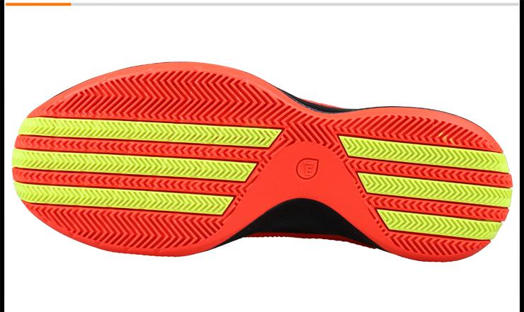 阿迪达斯adidas男鞋中帮限量罗斯最新款篮球鞋