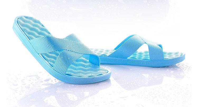 家居拖鞋 女夏男情侣居家夏季凉拖鞋塑料
