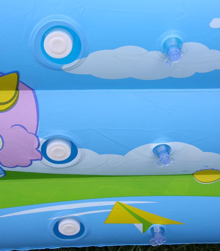 1米三层儿童嬉戏超大游泳池 hh010图片