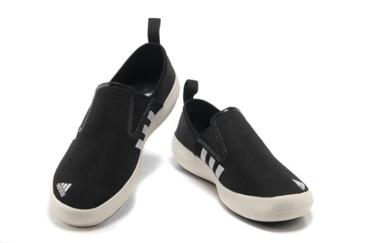闲鞋帆布鞋一脚蹬男鞋