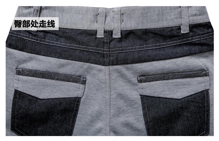 小脚裤短裤运动裤运功裤哈龙裤掉档裤收腿男裤紧腿